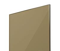 Монолитный поликарбонат 2мм бронзовый 2050 x 3050мм