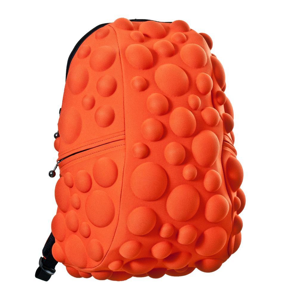 "Рюкзак ""Bubble Full"", цвет Orange Crush (оранжевый) - Madpax"