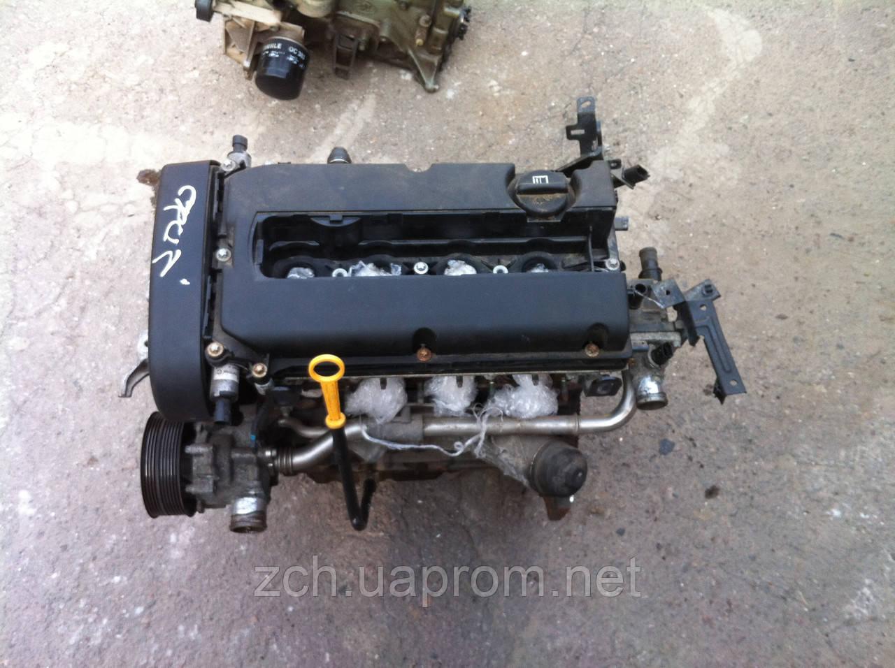 Двигатель Chevrolet Cruze