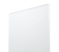 Монолитный поликарбонат 3мм прозрачный 2050 x 3050мм
