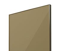 Монолитный поликарбонат 3мм бронзовый 2050 x 3050мм