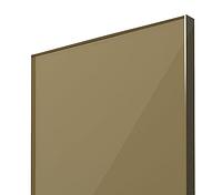 Монолитный поликарбонат 4мм бронзовый 2050 x 3050мм