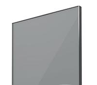Монолитный поликарбонат 3мм серебро 2050 x 3050мм