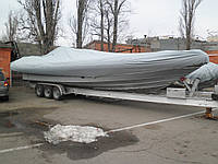 Чехол тент катера