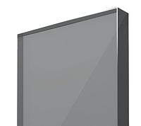 Монолитный поликарбонат 8мм серебро 2050 x 3050мм