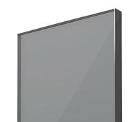 Монолитный поликарбонат 5мм серебро 2050 x 3050мм
