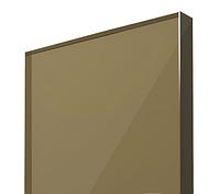 Монолитный поликарбонат 6мм бронзовый 2050 x 3050мм