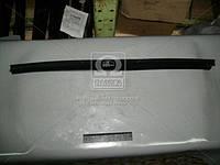 Уплотнитель стекла опускного ВАЗ 2110 заднего левая нижний (производитель БРТ) 2110-6203291-05Р