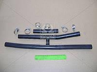 Патрубки отопителя ВАЗ 2110 (шланги 3шт+ хомут) №89РШХ (производитель БРТ) Ремкомплект 89РШХ