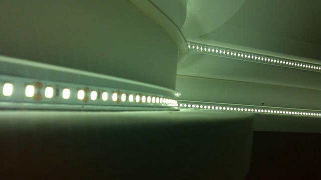Led лента — идеальное решение дизайнерской подсветки