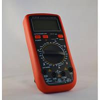Цифровой мультиметр (синометр) VC61А с функцией измерения температуры, фото 1