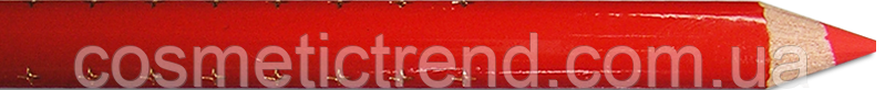 Контурний олівець для губ дерев'яний №87 Saffron Serdechko (Німеччина/Чехія), фото 2