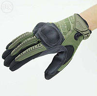 Перчатки Mechanix M-Pact 3, защита костяшек, Механикс, фото 1