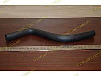 Патрубок отопителя печки подводящий кривой Сенс Sens  (UA) T-1301-8120110