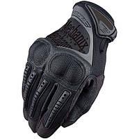 Перчатки Mechanix M-Pact 3, защита костяшек, Механикс