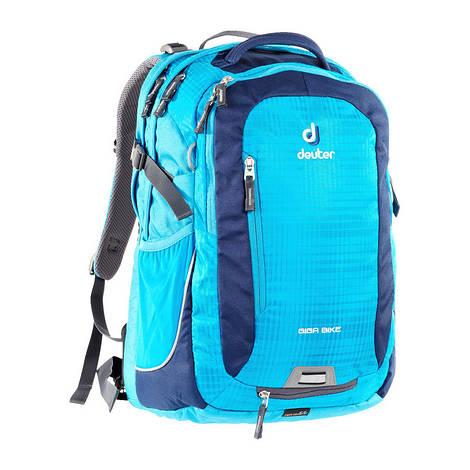 Городской рюкзак Deuter Giga Bike turquoise/midnight (80444 3312)