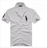RALPH LAUREN POLO мужская футболка поло.