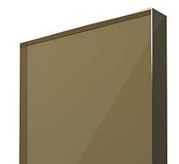 Монолитный поликарбонат 8мм бронзовый 2050 x 3050мм