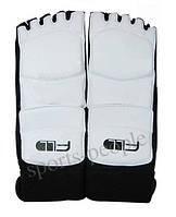 Защита стопы (футы) для тхэквондо, размеры: M, L, XL, разн. цвета