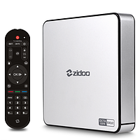 Медиаплеер ZIDOO X6 Pro, 8-ми ядерный, Android 5.1, UltraHD 4K, ОЗУ 2 Гб, Wi-Fi, Gigabit Ethernet (1 Гбит/с)
