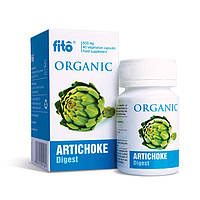 Артишок органический-капсулы органические для печени (капсулы 40,Вьетнам)