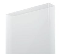 Монолитный поликарбонат ПК, UV2 1,5мм прозрачный 3050х2050мм
