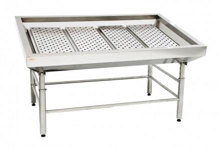 Холодильные столы рыба-на-льду