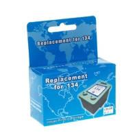 Картридж струйный MicroJet для HP DJ 5743/6543 аналог HP 134 Color (HC-F34L)