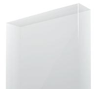 Монолитный поликарбонат 12мм прозрачный 2050 x 3050мм