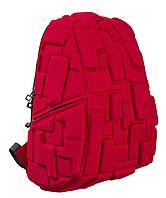"""Рюкзак """"Blok Full"""", цвет 4-Alarm Fire! (красный)- Madpax"""