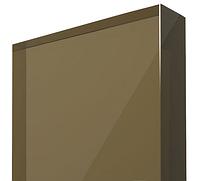 Монолитный поликарбонат 12мм бронзовый 2050 x 3050мм