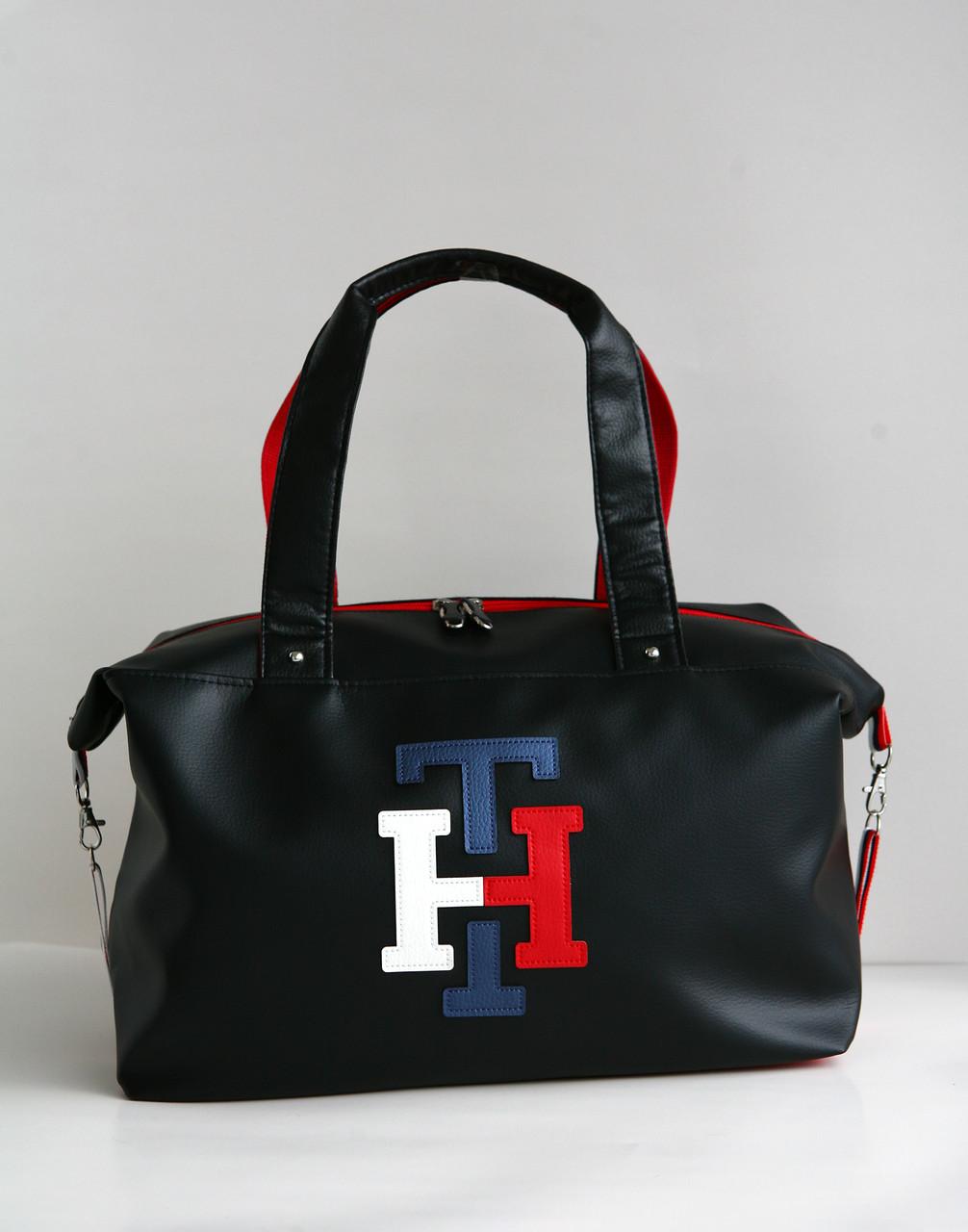 спортивная сумка Tommy Hilfiger : C  tommy