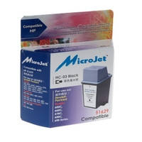 Картридж струйный MicroJet для HP DJ 600 series аналог HP 29 Black (HC-03)