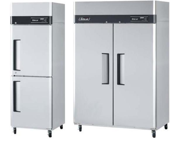 Комбинированные шкафы холодильные