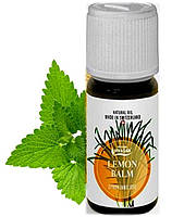 Эфирное масло Мелисса лимонная, натуральное, Швейцария / Lemon Balm