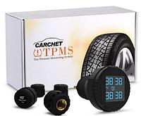 Системы контроля давления в шинах. Датчики TPMS