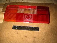 Стекло фонаря заднего (рассеиватель) левая ВАЗ 2106 (производитель ДААЗ) 21060-371607102