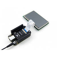 Beaglebone LCD CAPE (4.3inch) Waveshare