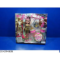 Кукла Рок-звезда с инструментом
