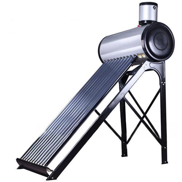 Зовнішній вигляд термосифонного сонячного колектора