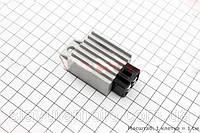 Реле-регулятор напряжения (контакты квадрат) скутер 50-100 куб.см