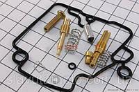 Ремонтный  к-кт карбюратора 80сс скутер 50-100 куб.см