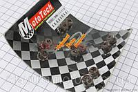 Сальник клапана к-кт 10шт (Mototech) скутер 50-100 куб.см