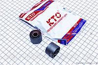Сайлентблок двигателя 28мм (28х20х10) к-кт 2шт (KTO) скутер 50-100 куб.см