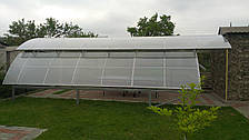 Поликарбонат прозрачный, фото 2