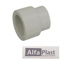 Муфта переходная PPR 32х25 Alfa Plast