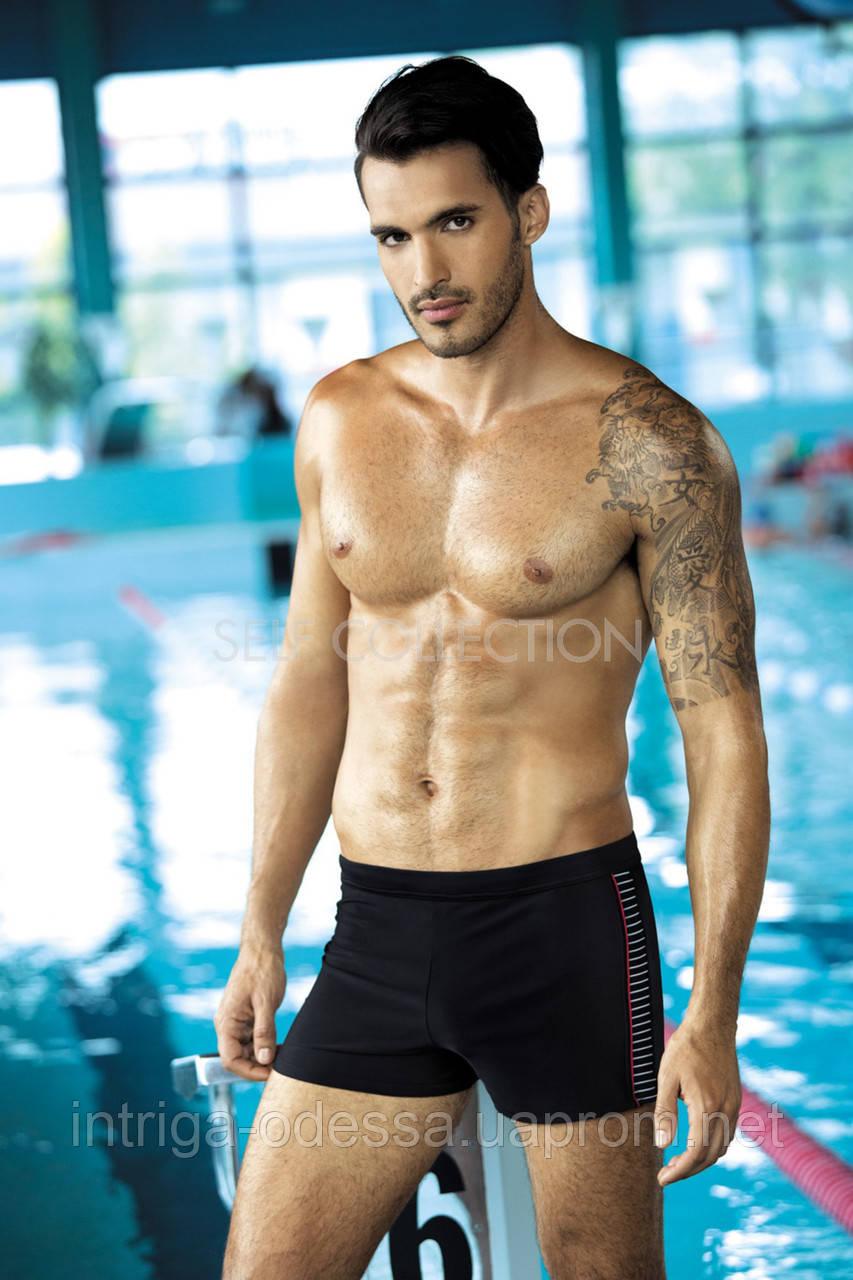 Шорты  мужские для плавания Self, большие размеры(до 5XL)