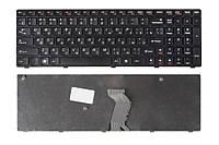 Клавиатура Lenovo Ideapad Z560 черная