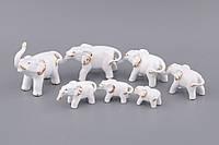 """Набор фигурок """"Семь слонов"""" 66 см."""
