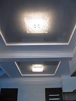 Глянцевые натяжные потолки Киев, Французские натяжные потолки